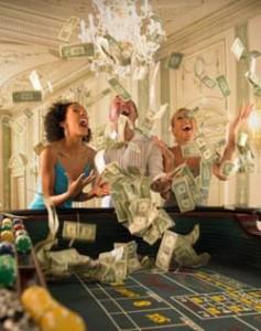 Geld uitbetaald krijgen