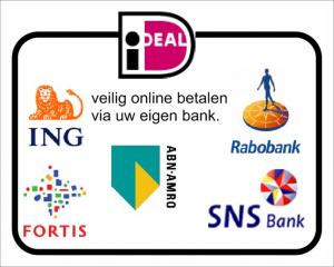 iDeal betalingen